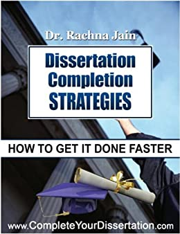 get it done faster dissertation