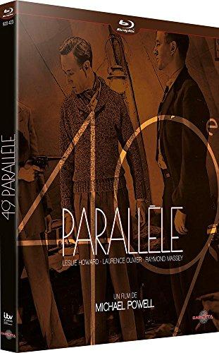 49e parallèle [Francia] [Blu-ray] 51BvGIgIowL