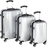 Packenger Premium 3er-Set Stone in Silber, Größe M, L und XL