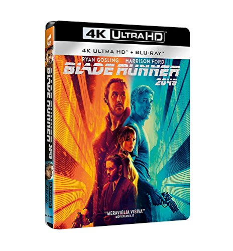 Blade Runner 2049 (Blu-Ray 4K Ultra HD + Blu-Ray)