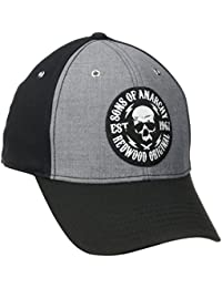 Sons Of Anarchy Rewood Logo Flex Fit Casquette de Baseball