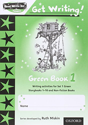Read Write Inc. Phonics: Get Writing!: Mixed Pack of 17 New Edition