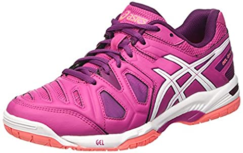 ASICS Gel-Game 5, Chaussures de Tennis femme, Rose (berry/white/plum 2101),