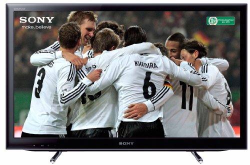 Sony KDL46EX655 117 cm (46 Zoll) Fernseher (Full HD, Triple Tuner, Smart TV) -