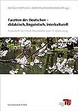 Facetten des Deutschen – didaktisch, linguistisch, interkulturell: Festschrift für Ulrich Steinmüller zum 75. Geburtstag