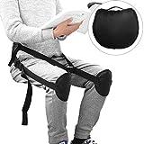 Duomishu Rückenstützgurt Gurt-Lage-Korrektor-Unterstützung Tragbarer Schutz für Männer und Frauen Taillen-Schmerzlinderung