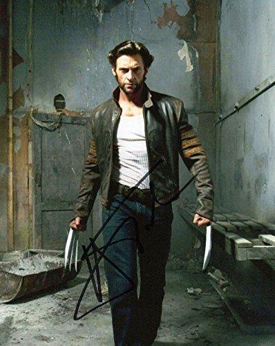 FM Hugh Jackman - Wolverine Signiert Autogramme 21cm x 29.7cm Plakat Foto -