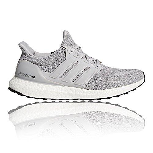 adidas Herren Ultraboost Laufschuhe, Grau (Grey Two F17/Grey Two F17/Core Black), 39 1/3 EU (Ultimative 6 Laufschuh Stabilität)