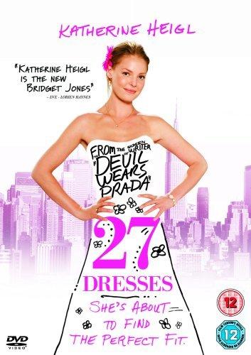 27 Dresses [DVD] [2008] by Katherine Heigl