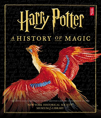 Harry Potter: A History of Magic por British Library