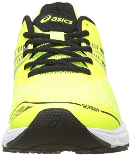 Gelb Laufschuhe Herren Black Safety Pulse Asics 9 Carbon Gel Yellow vwHxqTOO