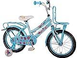 Volare volare6161040,6cm Liberty Urban Flowerie Mädchen Fahrrad