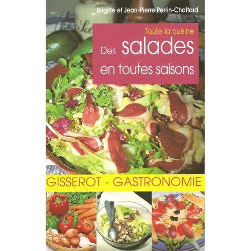 Des salades en toutes saisons