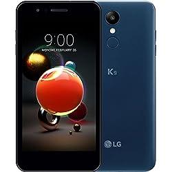 LG Lmx210 K9 Smartphone Débloqué LTE Bleu Marocain