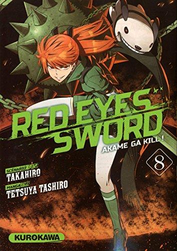 Red Eyes Sword 8