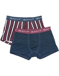 GANT 2-PK Vertical Stripe Mens Trunks