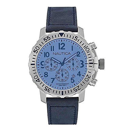 Reloj cuarzo para mujer Nautica Nms 01 - Uss Chrono NAI19534G