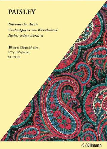 Giftwrap Paper - Paisley: Geschenkpapiere von Künstlerhand (Giftwraps by Artists)