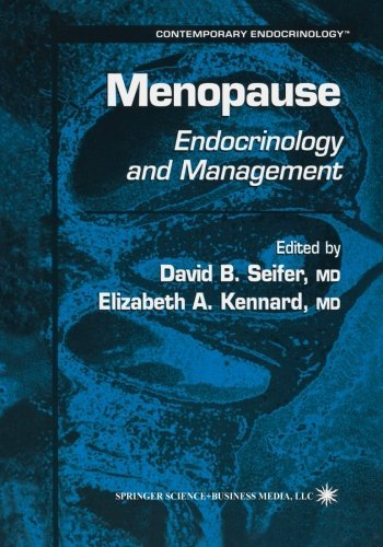 Menopause: Endocrinology and Management (Contemporary Endocrinology) (2013-10-04)