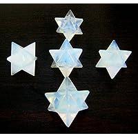 Schöne Fünf Opalit Merkaba Sterne Crystal Healing Reiki Feng Shui Herren Frauen Geschenk Positive Energie Meditation... preisvergleich bei billige-tabletten.eu