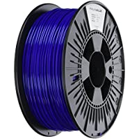 PrimaValue PLA Filament - 2.85mm - 1 kg spool - Blue - ukpricecomparsion.eu
