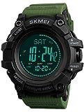 Findtime Herren Uhr Digital Quarz Silikon Armband Kompass Thermometer Barometer Altimeter