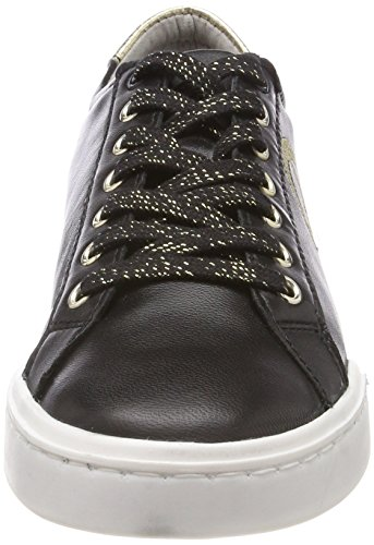 Tamaris Damen 23650 Sneaker Schwarz (Black 001)
