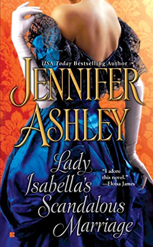 Lady Isabella's Scandalous Marriage Cover Image