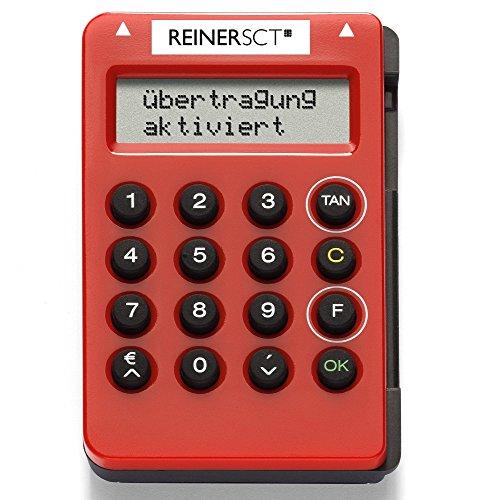 REINERSCT tanJack optic SR. Der TAN-Generator ROT