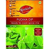 Nimkish Pudina Dip, 30g Instant Mint Chutney