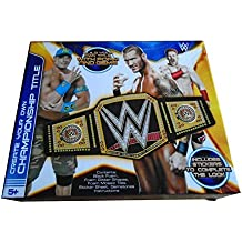 WWE hacer tu propia multipuerta CHAMP cinturón logotipo globeteck