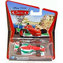 "MATTEL Disney-Pixar% Daburukuote% CARS 2% Daburukuote% FRANCESCO BERNOULLI ""Cars 2"" Francesco Bernoulli"