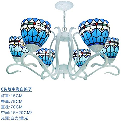 Uno stile moderno e minimalista camera da letto soggiorno ristorante Cafe lampadari luce a soffitto-G671