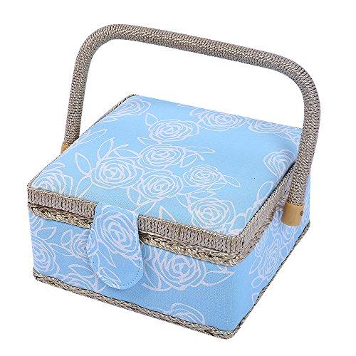 motivo-floreale-tessuto-classico-cestino-per-il-cucito-con-vassoio-129-pezzi-kit-accessori-cucito-pr