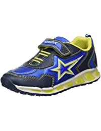 Geox Jungen J Shuttle Boy B Sneaker