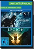 Best of Hollywood - 2 Movie Collector's Pack: Priest / Legion [2 DVDs]