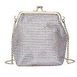 hahashop2 Damen Handtaschen Clutches Elegante Schultertasche Riemen Cross Body Taschen Handtasche...
