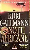 eBook Gratis da Scaricare Notti Africane I miti di mondadori 1996 (PDF,EPUB,MOBI) Online Italiano