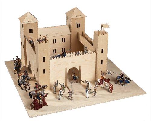 Pebaro 887 - Set de manualidades de madera - Castillo