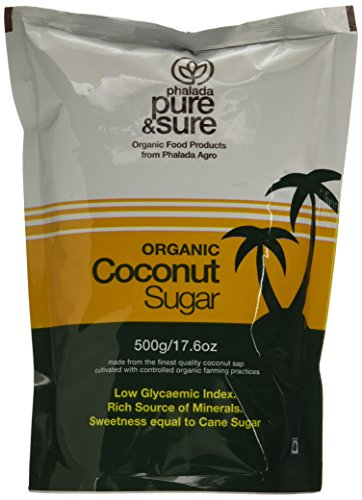 Pure & Sure Organic Coconut Sugar, 500g