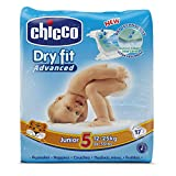 Chicco Dry Fit Advanced Set de 17 Couches Junior Taille 5