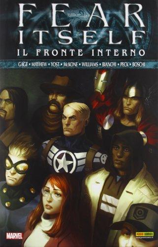 Il fronte interno. Fear itself. Marvel omnibus: 2
