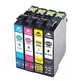 ouguan sustituir para Epson 2929x l cartuchos de tinta gran capacidad with Epson Expression Home...