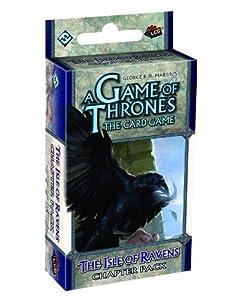 Game of Thrones: Isle of Ravens Chapter Pack GOT71 - Juguete (Fantasy Flight Games FFGGOT71) - Juego de Tronos. La Isla de los Cuervos. Cartas
