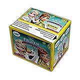 Panini - Die Eiskönigin Frozen - Für immer Freunde - Display mit 50 Booster Packungen Sammelsticker - Deutsche Ausgabe