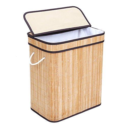Slim laundry basket - Narrow laundry hamper ...