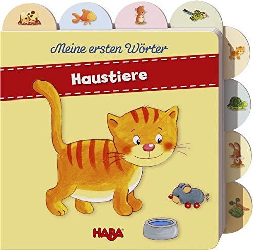 Meine ersten Wörter - Haustiere