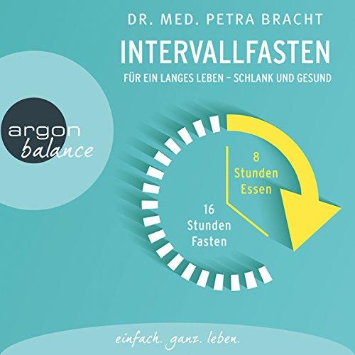 Buchseite und Rezensionen zu 'Intervallfasten' von Petra Bracht