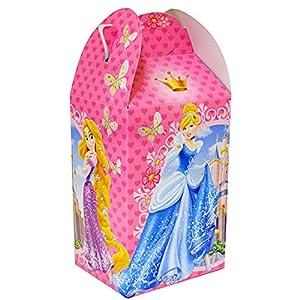 Princesas Disney - Cajita Luxury, bolsa 24 unidades (Verbetena 014200315)