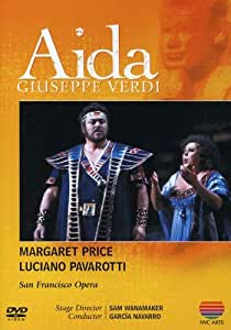 Guiseppe Verdi : Aïda [(SAN FRANCISCO OPERA)]